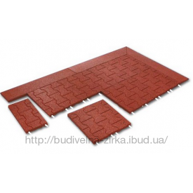 Мозаичная плитка Kraiburg Euroflex 500*500*40 мм