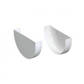 Заглушка ринви Plastmo 100 мм