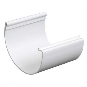 Соединитель желоба Plastmo 90 мм
