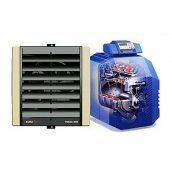 Опалювально-вентиляційні апарати з водяним калорифером