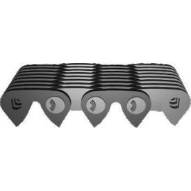 Цепь приводная зубчатая ПЗ-1-15,875-69-54 62*16,7 мм