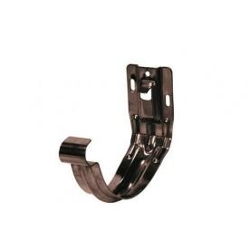 Кронштейн ринви універсальний АКВАСИСТЕМ 125 мм металевий
