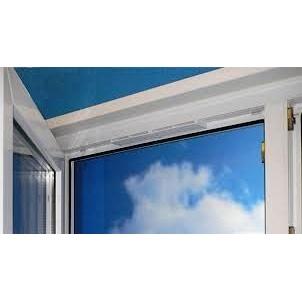 Металлопластиковое окно с климат-контролем