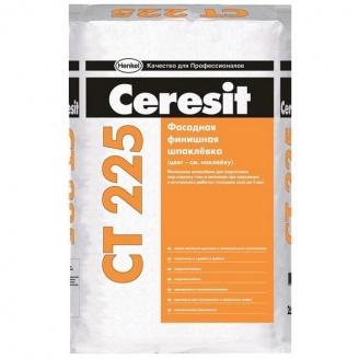 Шпаклевка финишная Ceresit СТ-225 25 кг белая