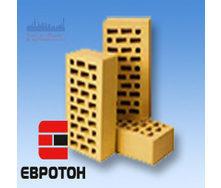 Кирпич клинкерный Евротон 250*120*65 мм корсика
