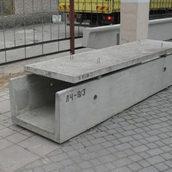 Лоток инженерных сетей Л1-8 5980*400*360 мм
