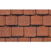 Битумная черепица CertainTeed Grand Manor 460х914 мм Georgian Brick