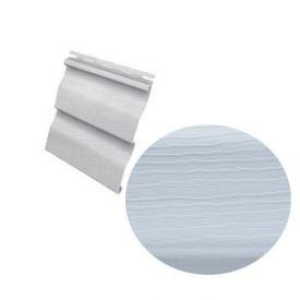 Сайдинг виниловый Royal Europa Grandform blue gray с двойным изломом