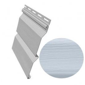 Сайдинг вініловий Royal Europa Royal Crest blue gray 3710х262,9 мм