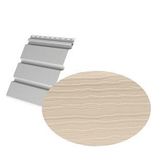 Софіт Royal Europa Royal Soffit sand 3660х340 мм