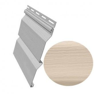 Сайдинг виниловый Royal Europa Royal Crest sand 3710х262,9 мм