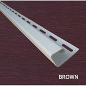Планка боковая J 1/2 Royal Europa brown 3810 мм