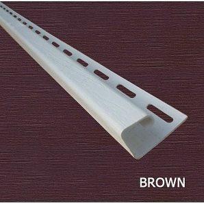 Планка бічна J 1/2 Royal Europa brown 3810 мм