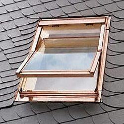 Мансардне вікно VELUX GGL 3173 для мідної покрівлі 114х118 см