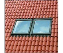 Комбінований комір VELUX PREMIUM EKW 0021 МК08 для мансардних вікон 78х140 см