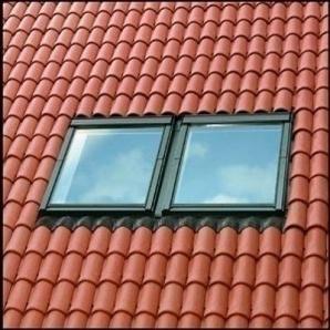 Комбинированный оклад VELUX EKW 0021 SК06 для мансардных окон 114х118 см