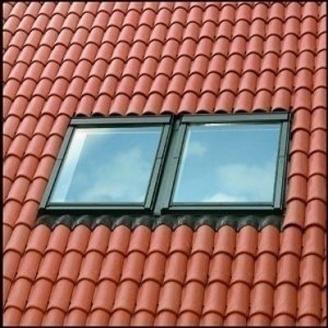 Комбінований комір VELUX PREMIUM EKW 0021 МК06 для мансардних вікон 78х118 см