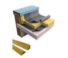 Теплозвукоизоляционная полоса ТехноНИКОЛЬ ТЕХНОРУФ В60 ГАЛТЕЛЬ 1200x1000 мм