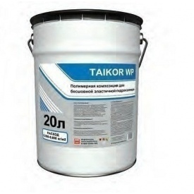 Эластичная гидроизоляция ТехноНИКОЛЬ Taikor WP 20 л