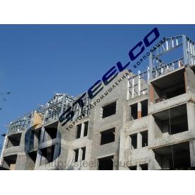 Строительство быстровозводимых зданий на основе стальных конструкций