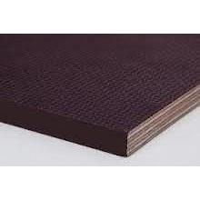 Фанера ламинированная березовая сетка/гладкая 1250x2500x6 мм
