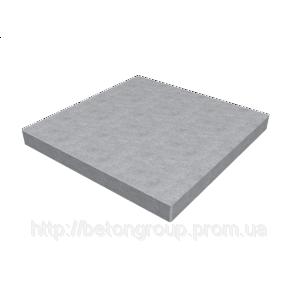 Плита тротуарная К-6 500*500*70 мм