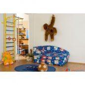 Детский диван Модерн Панда 1750x820x830 мм
