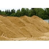 Пісок будівельний митий навалом