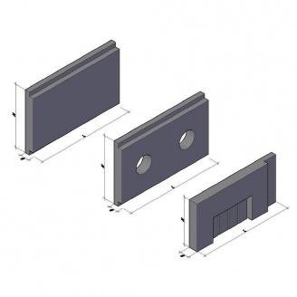 Теплокамера из сборных элементов КП-5 2200*2200*200 мм