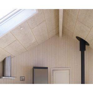 Панель из древесной шерсти Troldtekt Natural Wood K0 600х600х25 мм