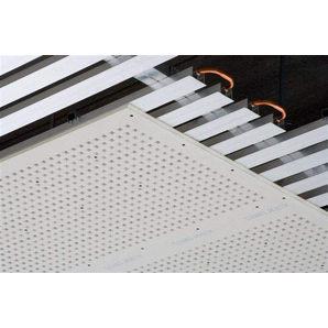 Перфорований гіпсокартон Knauf-Acoustic ППГЗ-С2-12/25 КВ-4ПК 2000х1200х12,5 мм