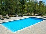 Плавательный бассейн на даче