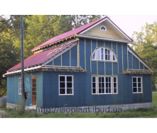Монтаж ветрозащитных плит Isoplaat