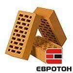 Кирпич облицовочный Евротон Персик 250*120*65 мм