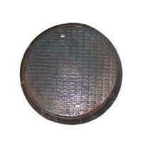 Люк чавунний каналізаційний середній С-Б 12,5 т (2.03.1)