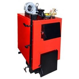 Твердопаливний котел Альтеп TRIO 80 кВт 1577x1084x1637 мм