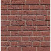 Плитка ручной формовки Muhr Klinker EM-WDF 02 Rot-braun bunt fein besandet 210х22х65 мм