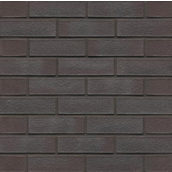 Клинкерная плитка Muhr Klinker LI-NF 20 Graphitschwarz glatt 240х14х71 мм