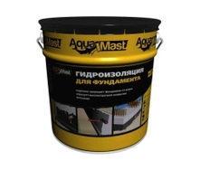 Мастика для фундаментов битумная AquaMast