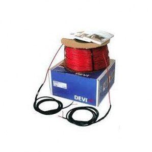 Нагрівальний кабель одножильний DEVI DEVIbasic ™ 20S 2640 Вт