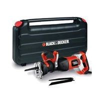 Сабельная пила Black&Decker RS1050EK 1050 Вт