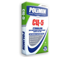 Стяжка цементна Polimin СЦ-5 25 кг