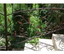 Перила кованые для лестниц