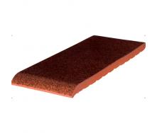 Подоконник клинкерный King Klinker 350*120*15 мм коричневый глазурованый