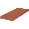 Підвіконня клінкерне King Klinker 220x120x15 мм червоне