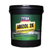 Двухкомпонентная битумно-полимерная мастика TYTAN PROFESSIONAL Abizol 2K 15 кг