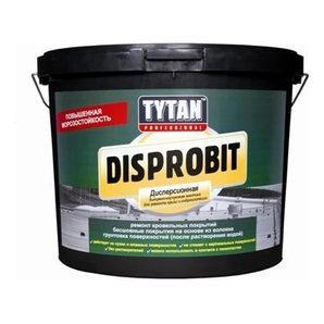 Дисперсионная битумно-каучуковая мастика TYTAN PROFESSIONAL Disprobit 10 кг
