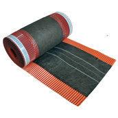 Лента вентиляционная под конек TYTAN PROFESSIONAL 30 см 5 м антрацит