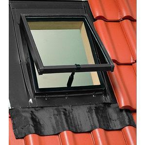 Покрівельний люк Roto Lucarno WDL 217 H 45х55 см сіро-коричневий