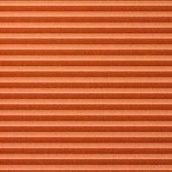 Плиссированная штора Roto ZFA 65*118 см оранжевая B-124